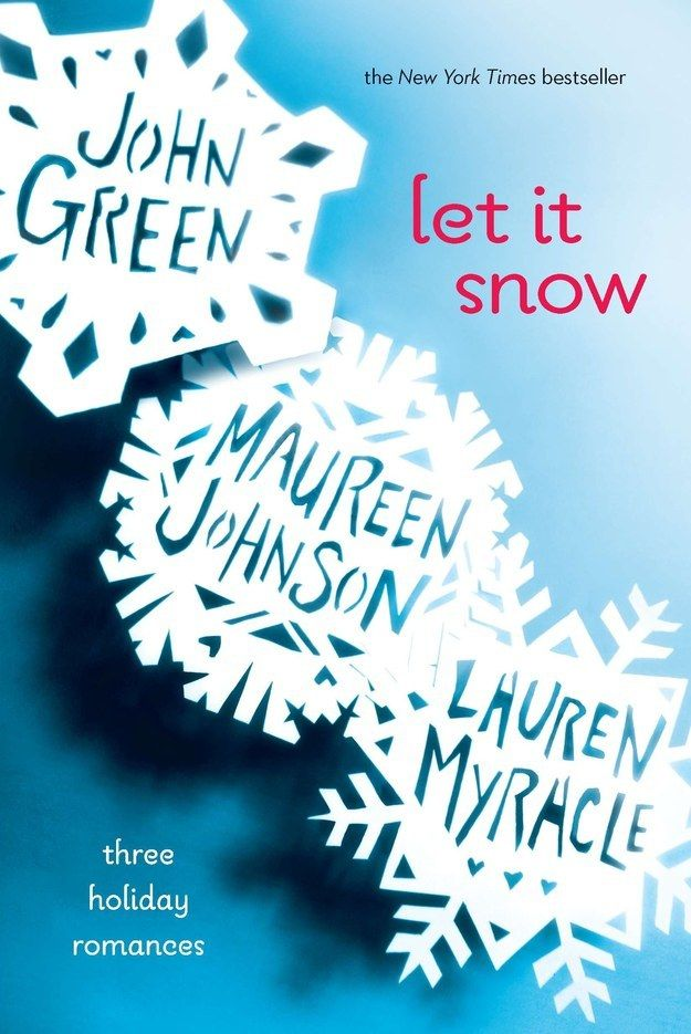 These three interconnected holiday stories from bestselling authors John Green, Maureen Johnson, and Lauren Myracle will have you believing in Christmas magic and romance. Taking place in a snowed in small town on Christmas Eve, these stories are perfect for the holidays.