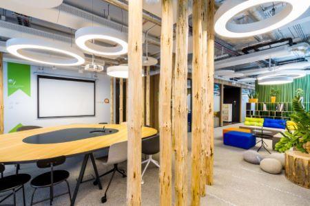 Skanska zdobywa pierwszy platynowy certyfikat LEED   Buildings.pl