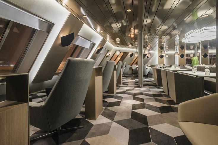Lounge Tallink Megastar ferry design