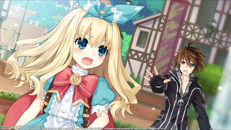 Fairy Fencer F Tiara | Fairy Fencer F: Advent Dark Force PC Screens and Art Gallery - Cubed3