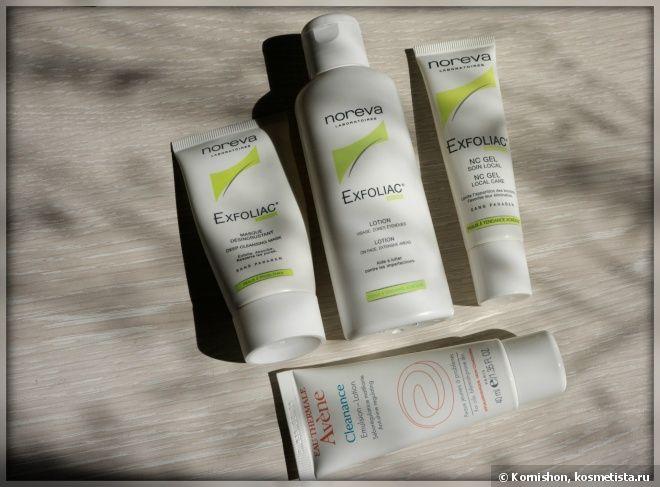 Специальный уход за проблемной кожей: средства, которые мне помогли — Отзывы о косметике — Косметиста