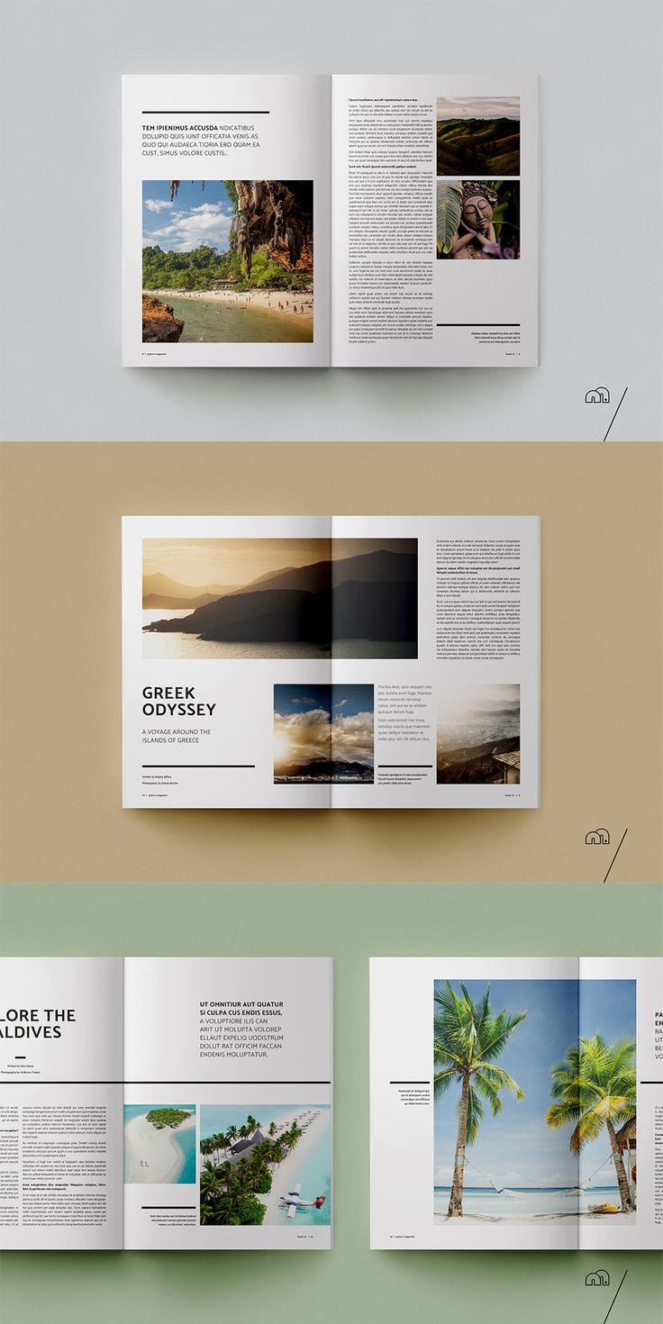 Travel Magazine – Xplore   – Inspiration