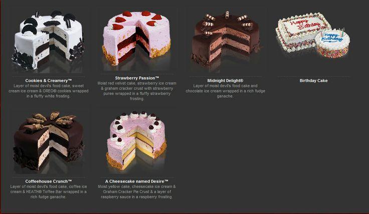 Cake menu cake batter ice cream homemade ice cream cake