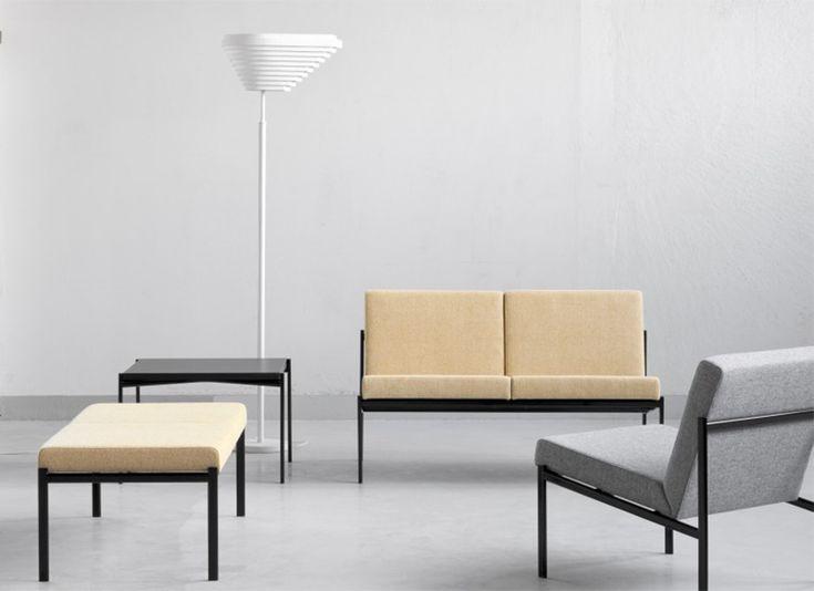 Kiki Collection by Ilmari Tapiovaara for Artek