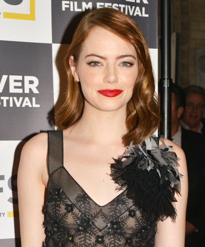 Now You Can Wear the Same Red Lipstick as Emma Stone from InStyle.com