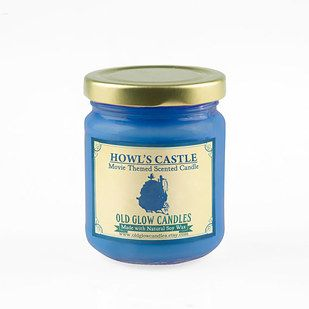 These Miyazaki-inspired candles ($15). | The Ultimate Gift Guide For All Your Miyazaki-Obsessed Friends