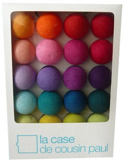 25 best ideas about boule lumineuse on pinterest guirlande boule lumineuse - Guirlande boule de couleur ...