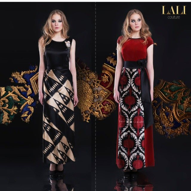 Magical couture dresses by LALI. Charm of the Central Asia! @lalifashion Элегантные наряды кутюрной линии LALI! Шарм Центральной Азии! @lalifashion