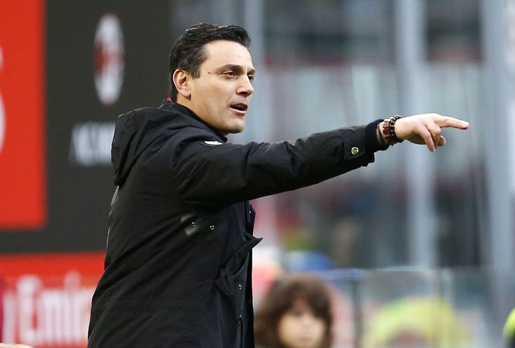 Montella hired by Sevilla a month after being fired by Milan