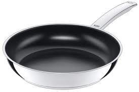 Stekepanne (litt høy --> kan lage wok)