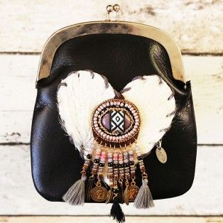 Sadeza - crazy aztec - purse
