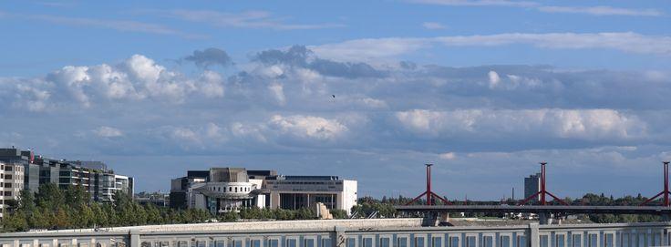 Művészetek palotája - Rákóczi-híd