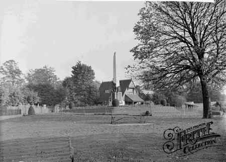 Martins Hill In Bromley Kent England 1948