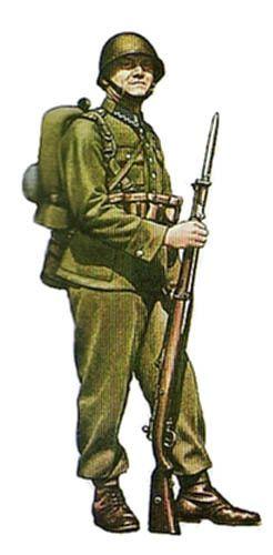 Soldado Polaco, Infantería, Polonia, 1939.
