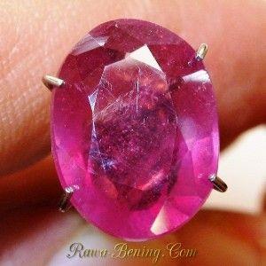 Orange Sapphire Oval Cut 5.16 carat