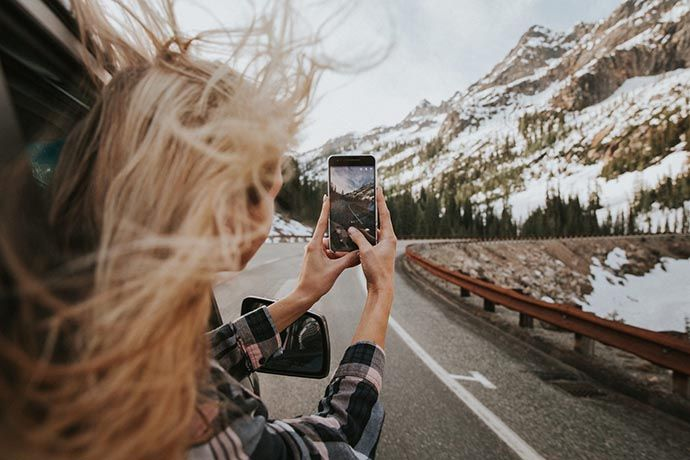 The team behind Darling Magazine is back to help you properly commemorate your travel adventures with 10 photo-taking tips. Cue wanderlust!
