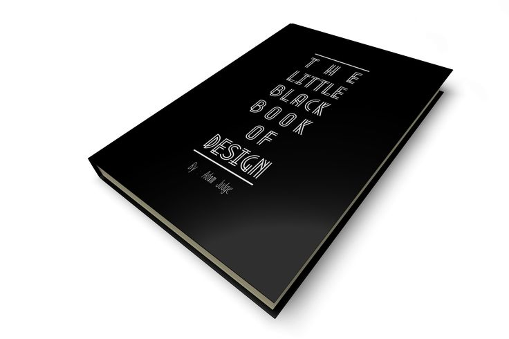 Free psd of the day book cover design template version 22