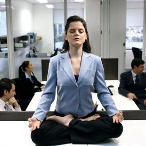 12 Ways To Eliminate Stress At Work. For more information, click on the pin.