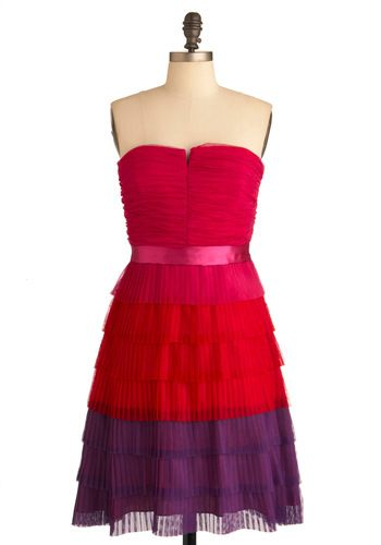 Red purple dress: Shore Dresses, Cleo Dresses, Purple Dresses, Cleo Sunsets, Purple Colors, Dresses With Modcloth, Modcloth Partydress, Retro Vintage Dresses, Http Livelovewear Com Dresses