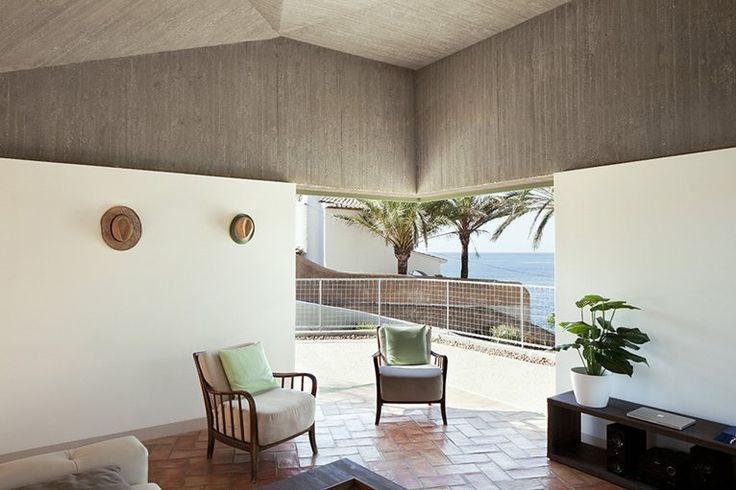 Casa Baladrar, Benissa, 2013 - langarita-navarro arquitectos