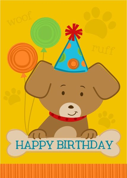 puppy-birthday