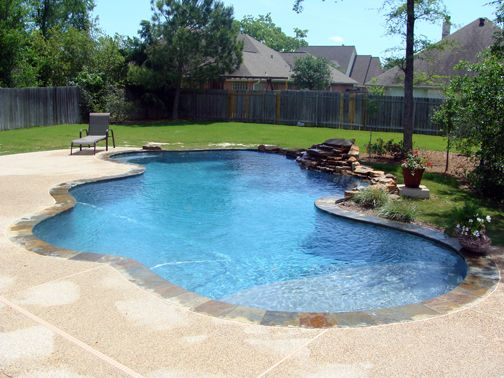 cool small pools - Bing Images