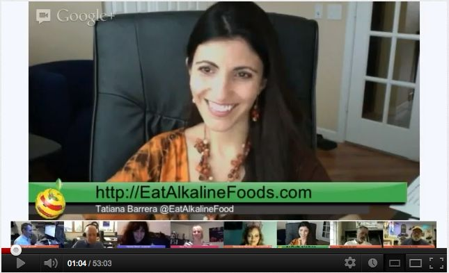 Learn what alkaline foods mean. For more information go to http://eatalkalinefoods.com