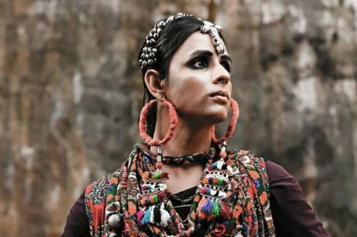 Conheça Kami Sid, a primeira modelo trans do Paquistão