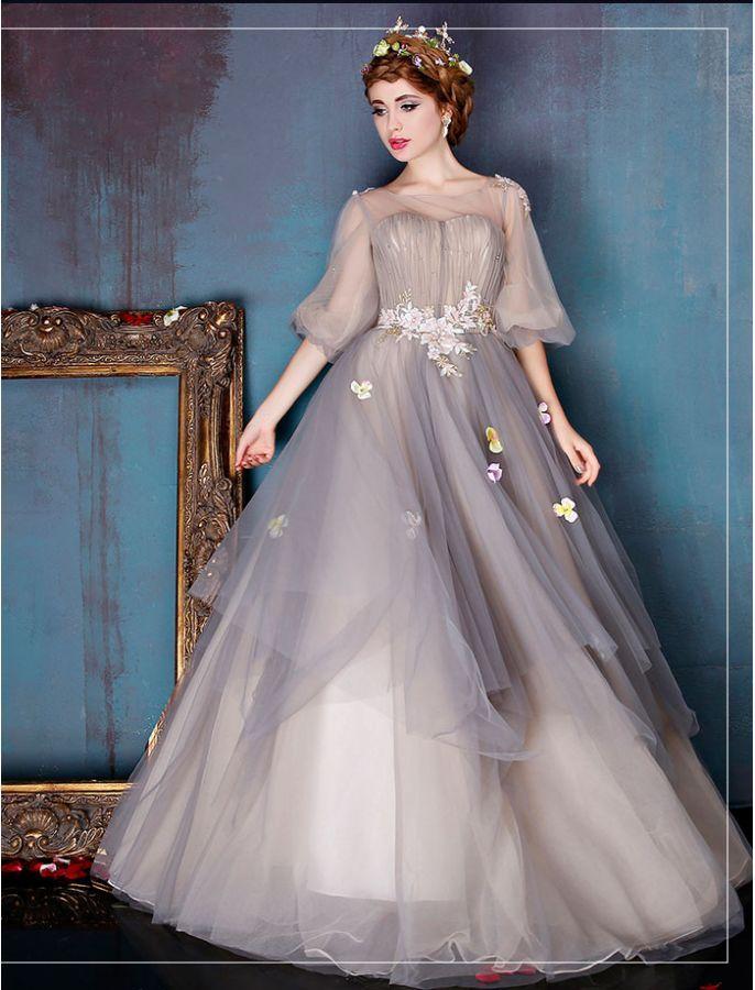 Vintage style formal dresses uk