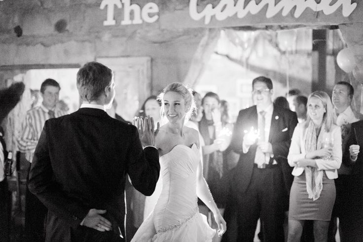 That magical First dance