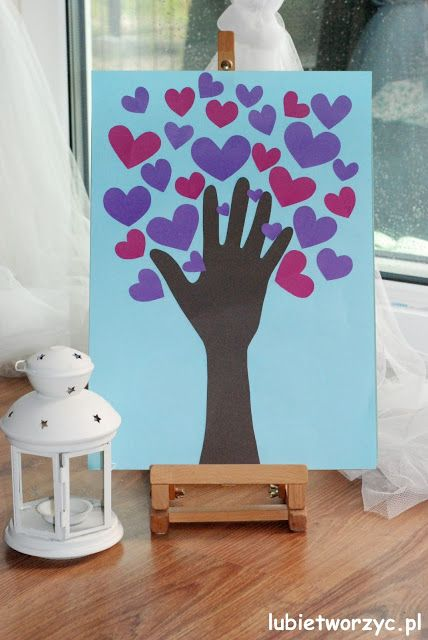 """Love is in the air!""  #instrukcja #instruction #handmade #rekodzielo #DIY #handcraft #craft #lubietworzyc #howto #jakzrobic #instrucción #artesania #声明 #DzienMamy #MothersDay #DíadelaMadre #Walentynki #ValentinesDay #DíadeSanValentín #情人节"
