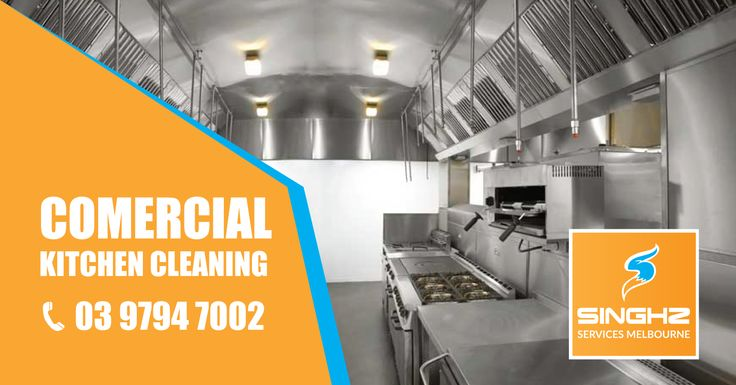Our restaurant kitchen canopy cleaning services can provide a full deep cleaning of your commercial kitchen. We work individually or as a team depending on the size of your venue. Singhz are best commercial canopy cleaners in Melbourne. #CanopyCleaning #KitchenCleaning #RestaurantCleaning