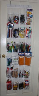 Easy way to store stationary products