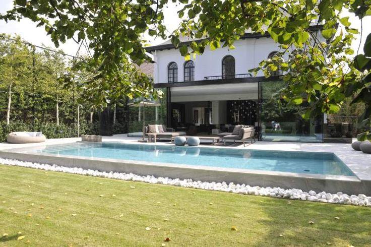 25 beste idee n over graniet op pinterest keuken granieten aanrecht granieten aanrecht en - Strand zwembad natuursteen ...