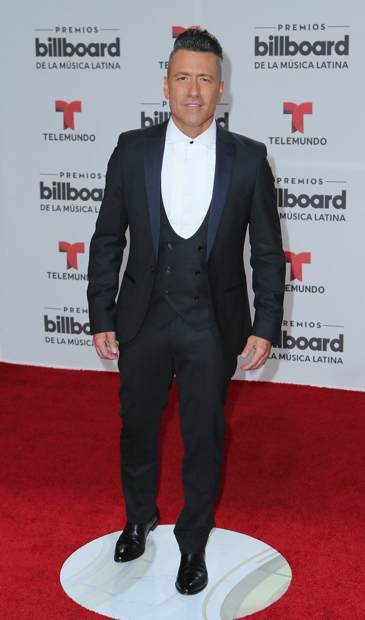 Pin for Later: See All the Stunning Billboard Latin Music Awards Red Carpet Looks Jorge Bernal
