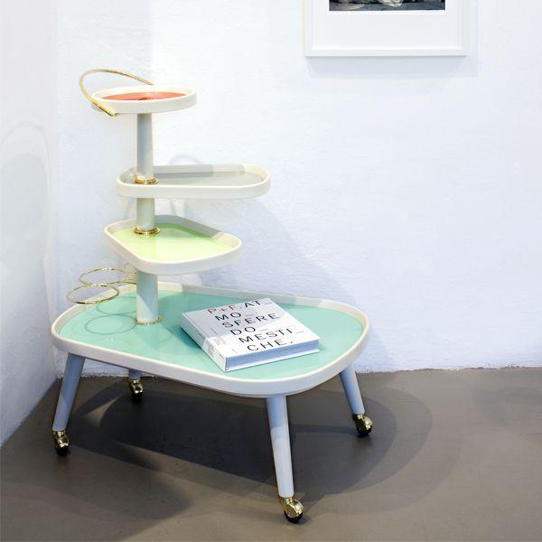 Carrello Sushi Kart - design Lorenza Bozzoli - Colè