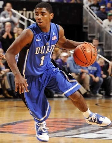 Kyrie Irving at Duke