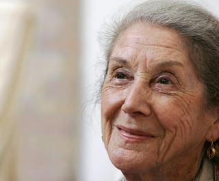 The truth isn't always beauty, but the hunger for it is. Nadine Gordimer, Nobel Laureate