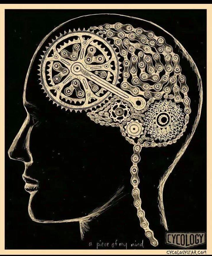The single track mind