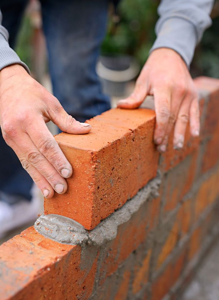 Everything is built one brick at a time