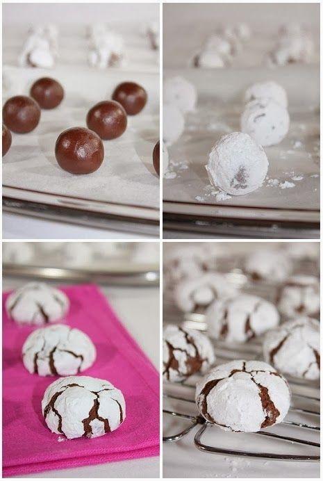 Υλικά για περίπου 40 μπισκότα  225 γρ καλής ποιότητας σκούρα σοκολάτα (τουλάχιστον 78% κακάο)  60 γρ βούτυρο  100 γρ ζάχαρη  2 με...