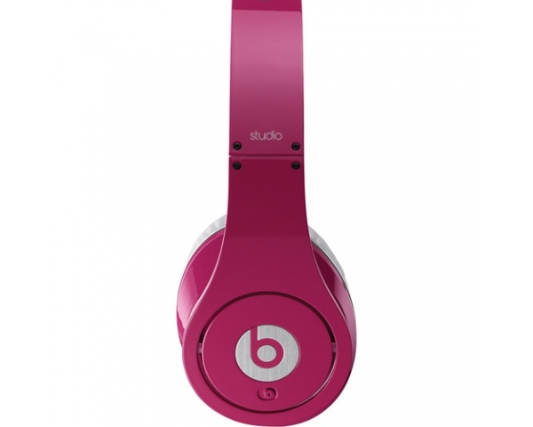 Beats by Dr. Dre Studio Headphones - Pink from Small Dog Electronics: pinterest.com/pin/90423904990439793
