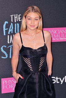 "Gigi Hadid Born: Jelena Noura Hadid  April 23, 1995 in Los Angeles, California, USA Height: 5' 10"" (1.78 m)"
