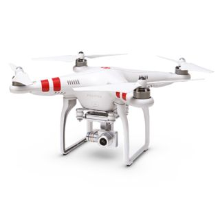 Phantom 2 Vision+ -Drone Camera