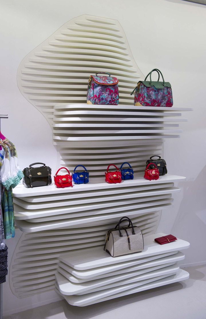 Custo Barcelona store by Dear Design, London » Retail Design Blog