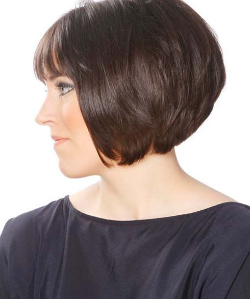 Backside Of Short Hairstyles With Choppy Haircuts Short