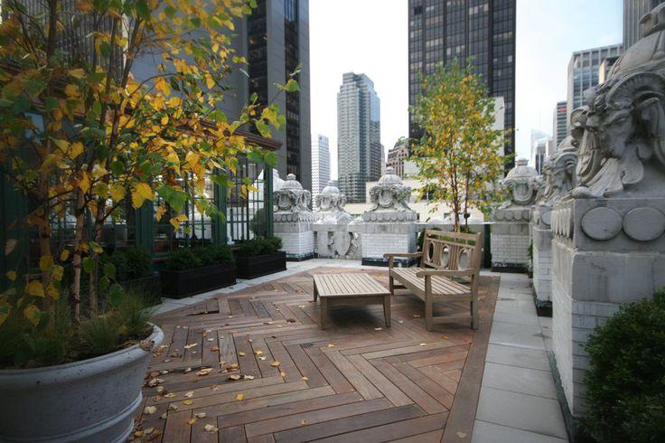 Brook Landscape - MIDTOWN - urban-roof-landscape-design