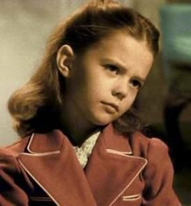 Natalie Wood, Miracle on 34th St----I didn't realize it was Natalie
