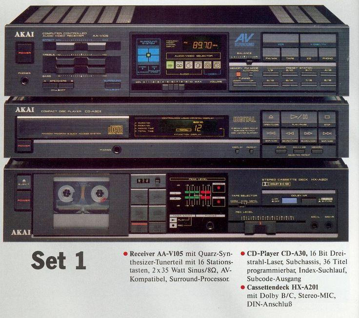 Akai 1986