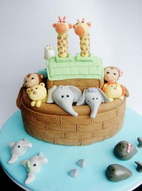 soo cute...Noah's ark